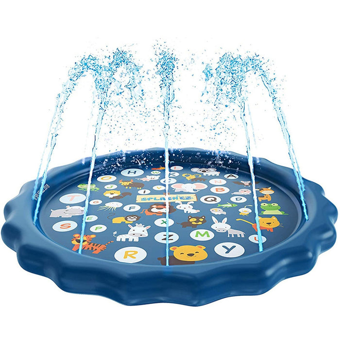 Summer Outdoor Spray Water Cushion