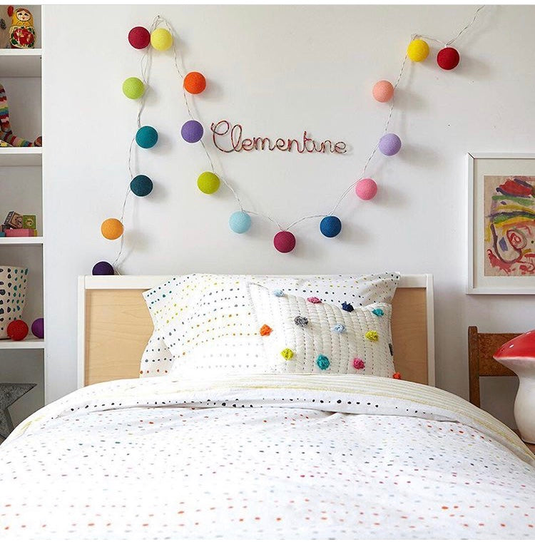 Clementine String Lights