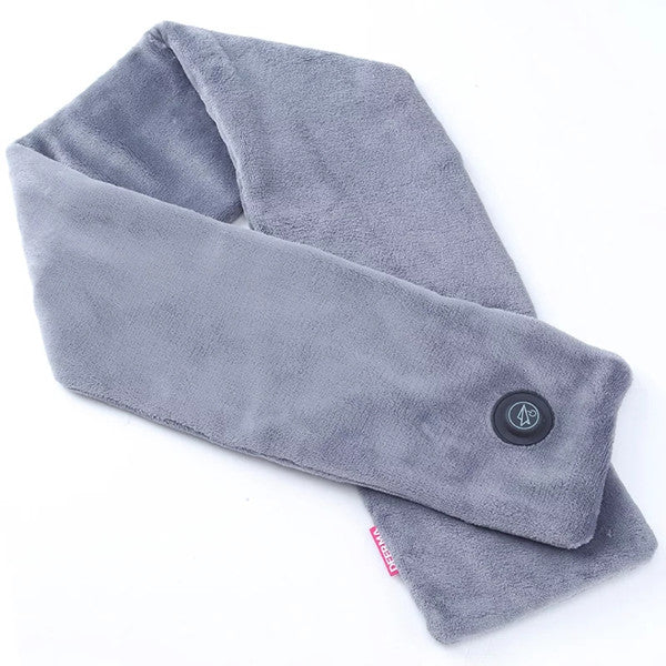 Comfortable USB Heated Scarf for Winter