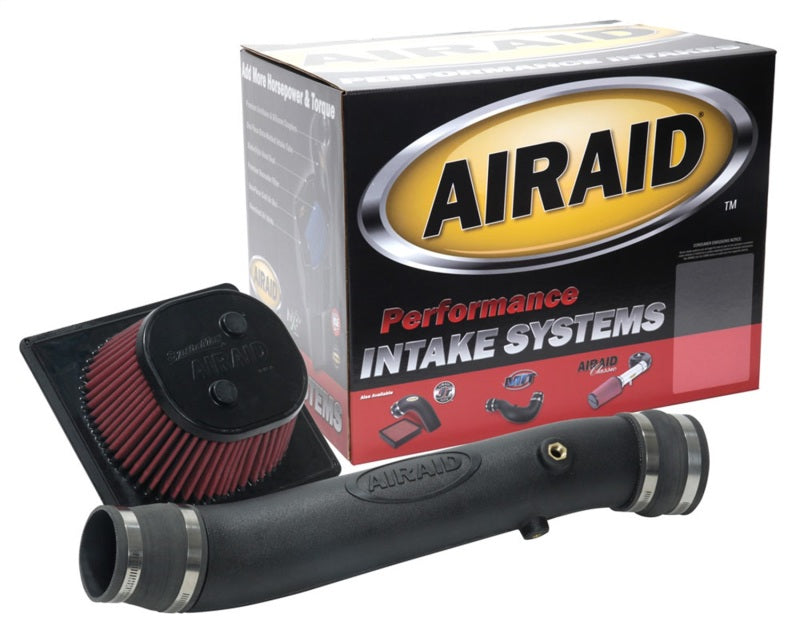 Airaid 2018 Ford F150 V6 3.3L F/l Jr Intake Kit