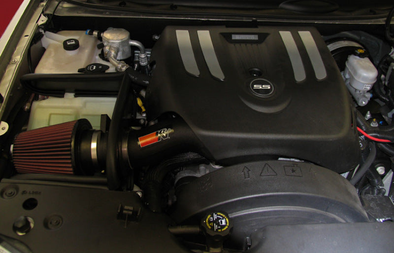 K&N 06 Chevy Trailblazer SS V8-6.0L Performance Intake Kit