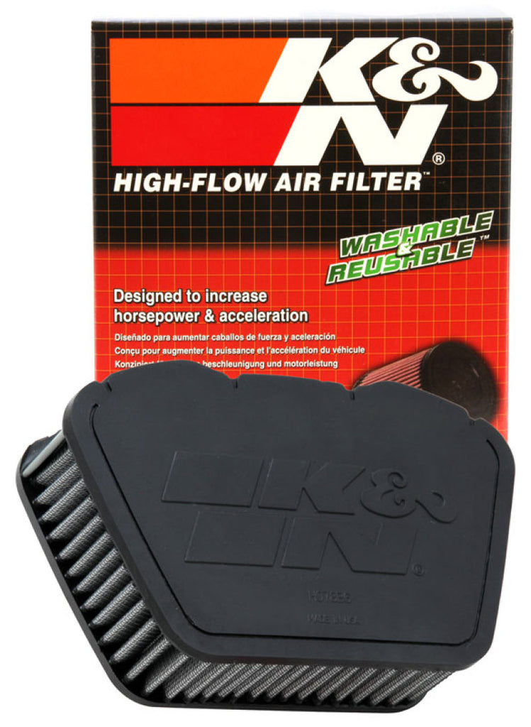 K&N 07-09 Yamaha XVS950/1300 V-Star Replacement Air Filter
