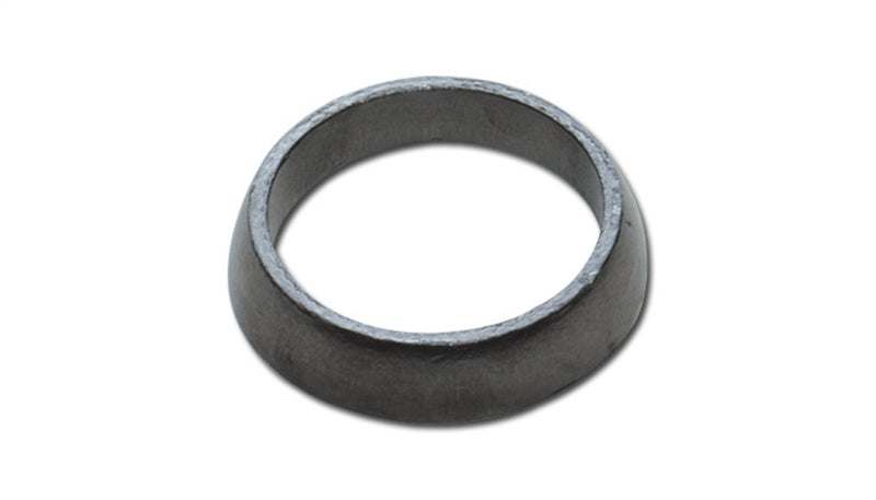 Vibrant Graphite Exhaust Gasket Donut Style (2.53in Slipover I.D. x 3.37in Gasket O.D. x 0.5in tall)