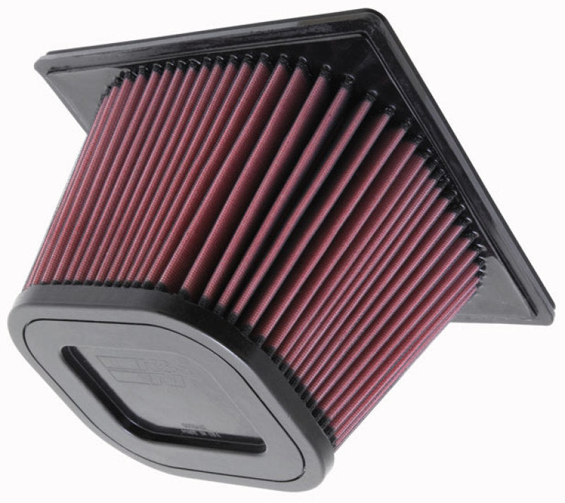K&N 03-05 Dodge Pick Up 5.9L-L6 Drop In Air Filter