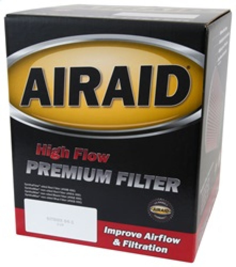 Airaid 10-14 Ford Mustang Shelby 5.4L Supercharged Direct Replacement Filter - Dry / Red Media