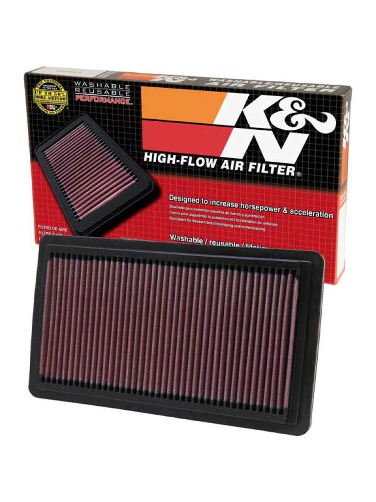 K&N Mazda CX-7 2.3L Turbo Drop In Air Filter
