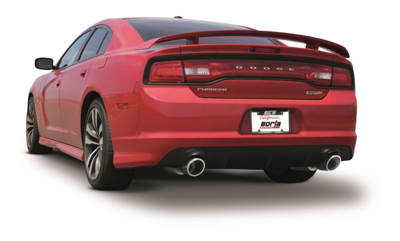 Borla 12-14 Dodge Charger/Chrysler 300 SRT-8 6.4L V8 AT RWD ATAK Exhaust (Rear Section Only)