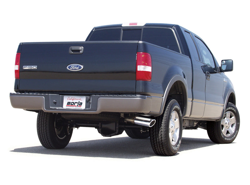 Borla 7/04-08 Ford F-150 66in/78in Bed 4dr SS Catback Exhaust