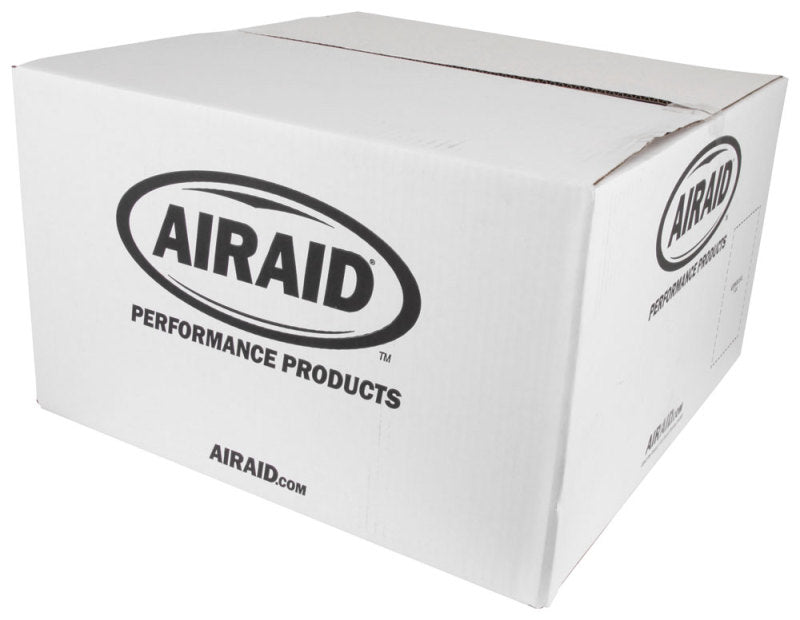 Airaid 11-14 Ford Mustang GT 5.0L Race Only (No MVT) MXP Intake System w/ Tube (Oiled / Red Media)