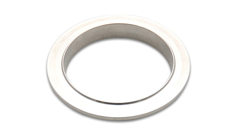 Vibrant Stainless Steel V-Band Flange for 3in O.D. Tubing - Male