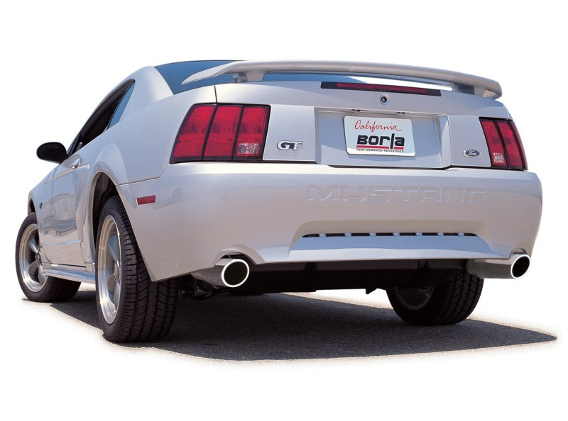 Borla 99-04 Ford Mustang GT 4.5L V8 AT/MT RWD 2dr ATAK SS Catback Exhaust