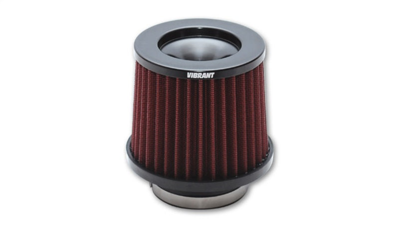 Vibrant The Classic Performance Air Filter (5.25in O.D. Cone x 5in Tall x 3in inlet I.D.)