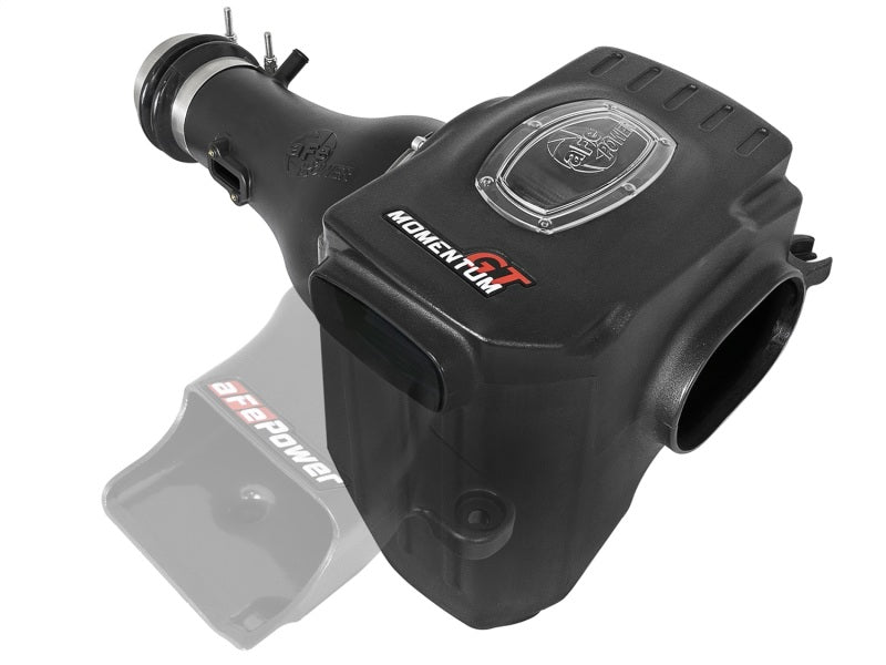 aFe Momentum GT Pro DRY S Cold Air Intake System 17-18 Nissan Titan V8 5.6L