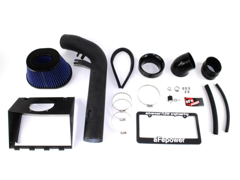 aFe MagnumFORCE Intakes Stage-2 P5R AIS P5R Ford F-150 10-12 V8-6.2L (blk)