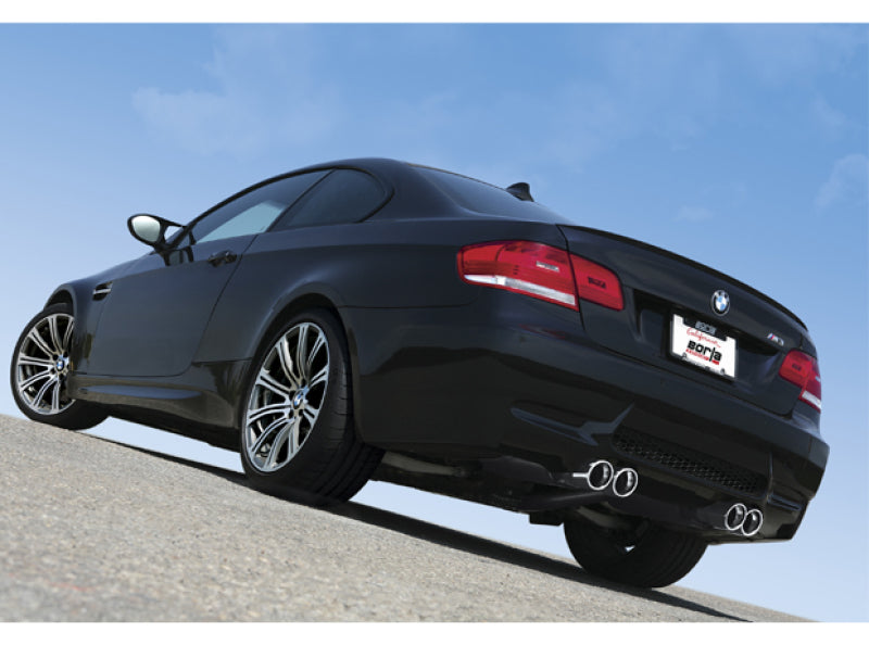 Borla 08-13 BMW M3 Coupe 4.0L V8 RWD Exhaust (rear section only)