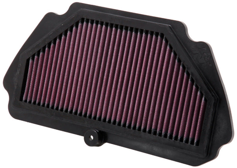K&N Replacement Air FIlter 09-12 Kawasaki ZX6R Ninja 600 / 09-10 ZX6R Ninja Monster Energy 600