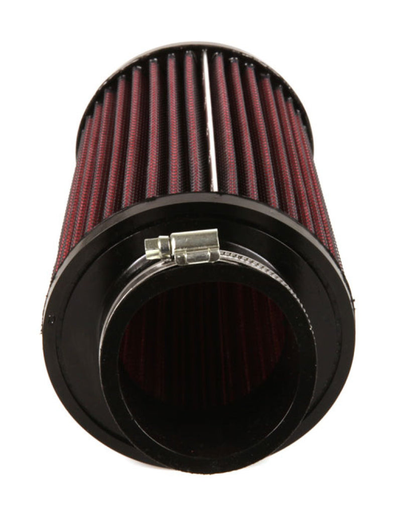 K&N Filter Universal X Stream Clamp-On 2.438in Flange ID x 4.5in Base OD x 4in Top OD x 6.563in H