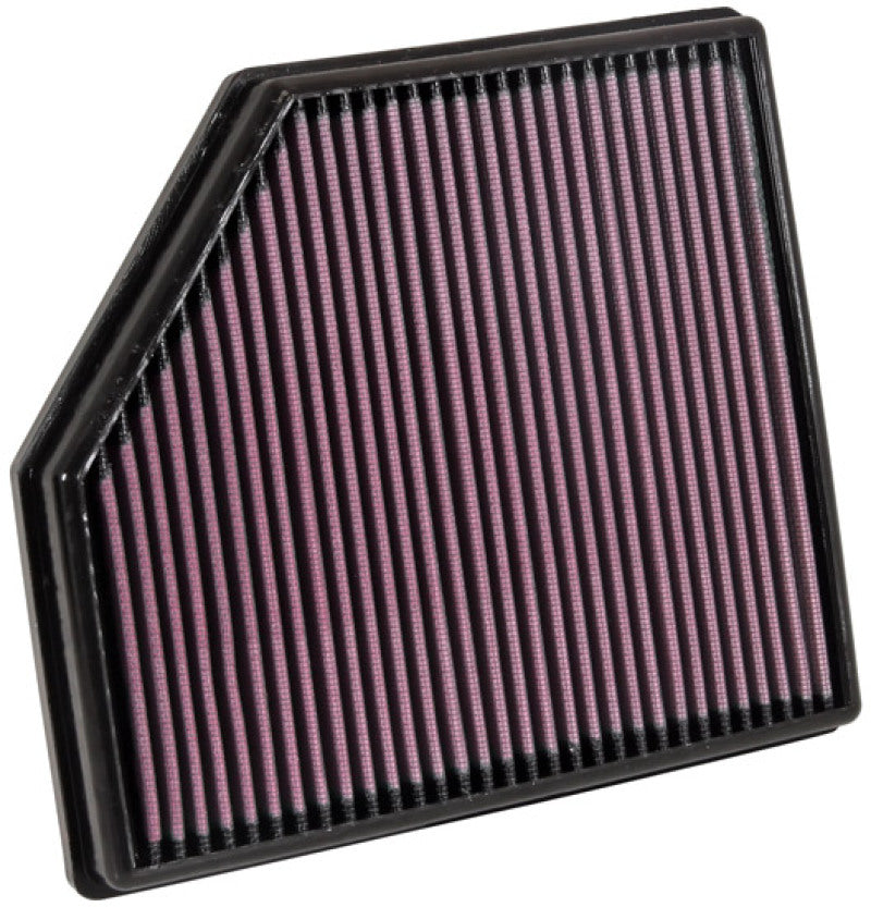 K&N Replacement Air Filter VOLVO S80 3.2L L6; 2008