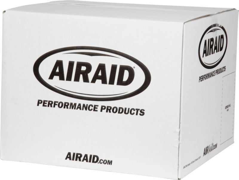 Airaid 13-15 Dodge Ram 6.7L Cummins Diesel Airaid Jr Intake Kit - Oiled / Red Media