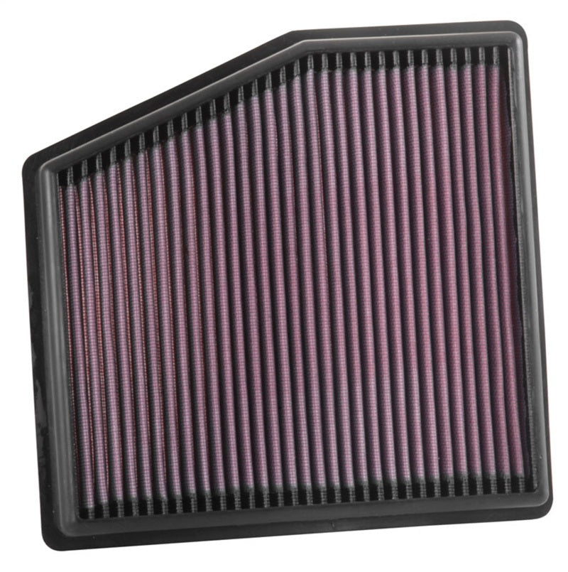 K&N 17-18 Chrysler Pacifica V6 3.6L F/I Replacement Drop In Air Filter