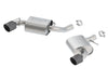 Borla 09-11 Chevrolet Camaro 6.2L 8cyl AT/MT 6 spd SS S-type Exhaust w/o NPP (rear section only)