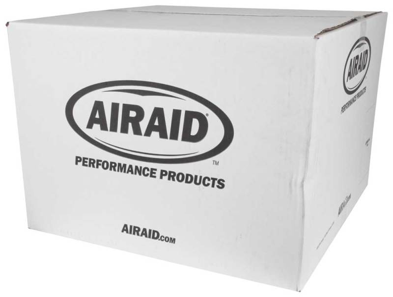 Airaid 2015 Ford F-150 5.0L V8 Cold Air Intake System w/ Black Tube (Dry/Red)