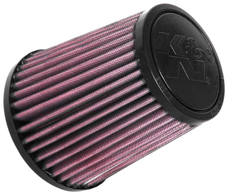 K&N Universal Tapered Filter 2.5in Flange ID x 4.5in Base OD x 3.5in Top OD x 5in Height