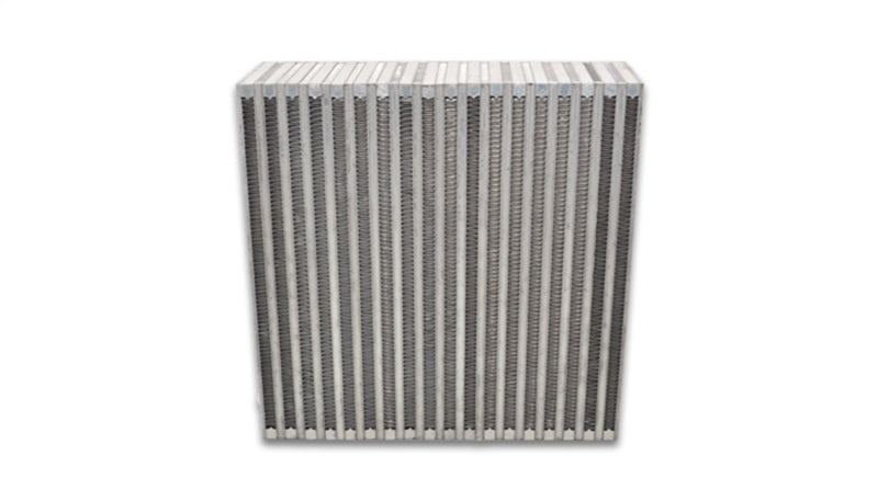Vibrant Vertical Flow Intercooler Core 12in. W x 12in. H x 3.5in. Thick
