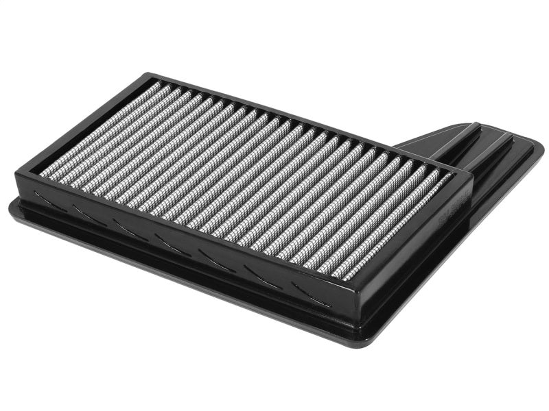 aFe MagnumFLOW OEM Replacement Air Filter PRO Dry S 2015 Ford Mustang L4 / V6 / V8