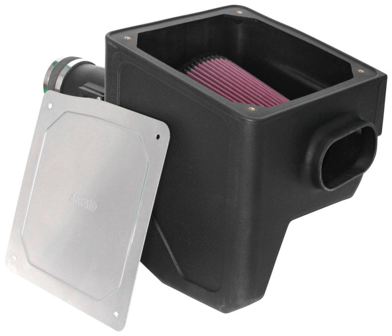Airaid 17-18 Nissan Titan XD V8-5.6L F/I Cold Air Intake Kit w/ Synthetic Filter