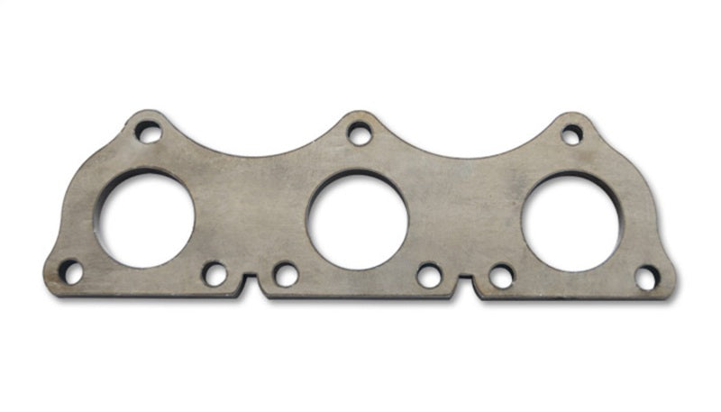 Vibrant Mild Steel Exhaust Manifold Flange for Audi 2.7T/3.0 motor (sold as a pair) 1/2in Thick