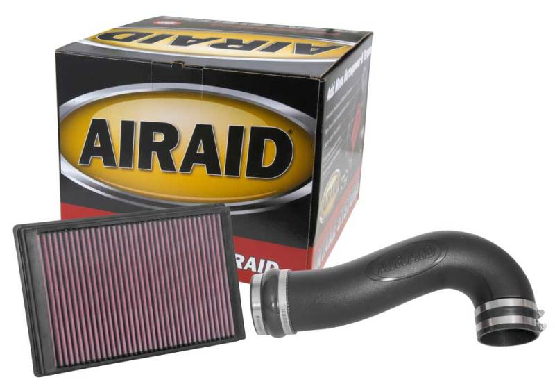 Airaid 2019 Dodge Ram 1500 5.7L F/I Airaid Jr Intake Kit - Dry / Red Media