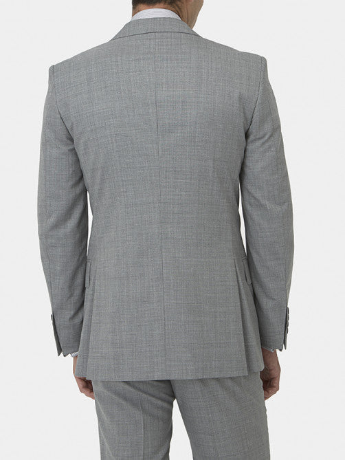 DOVE GREY LIGHTWEIGHT WOOL SUIT