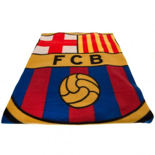 Barcelona Fleece Blanket PL F.C
