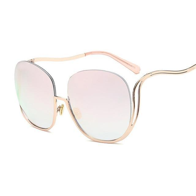 Half Rim Sunglasses