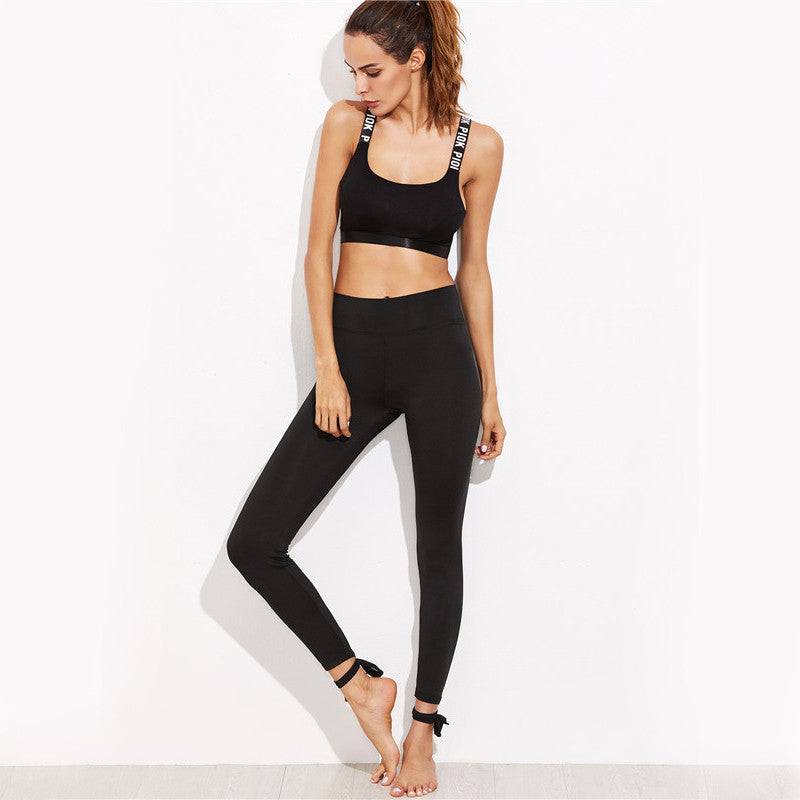 Kai Side Tie Leggings