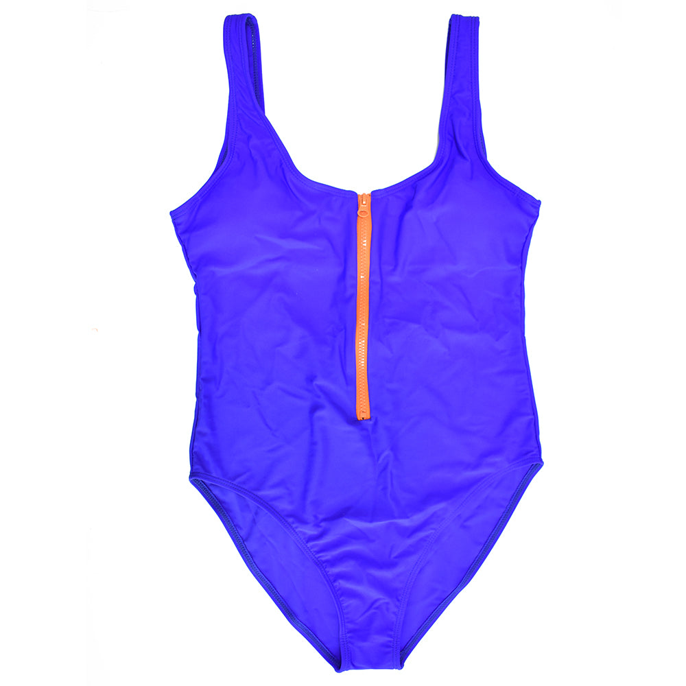 Toni Half Zip One Piece