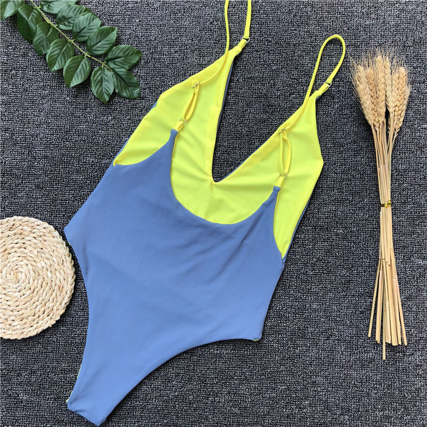 Hailey Reversible One Piece