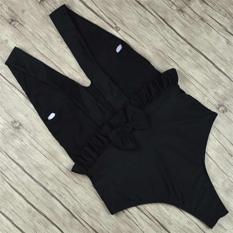 Bow Flare One Piece