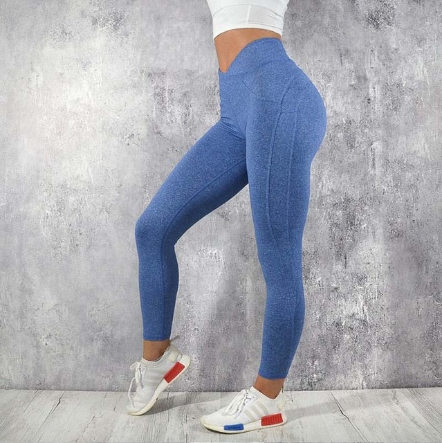 Heart Seam Breathable Leggings
