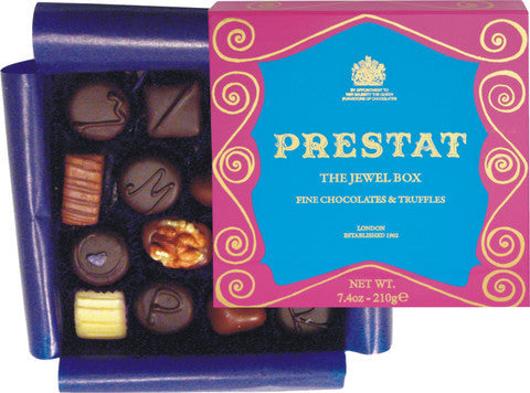 Prestat Large Jewel Box Fine Chocolate Assortment
