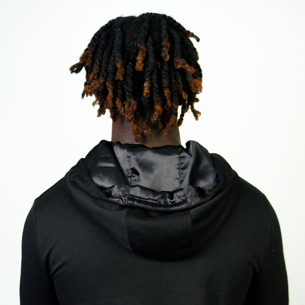 All Black Pullover - Thin