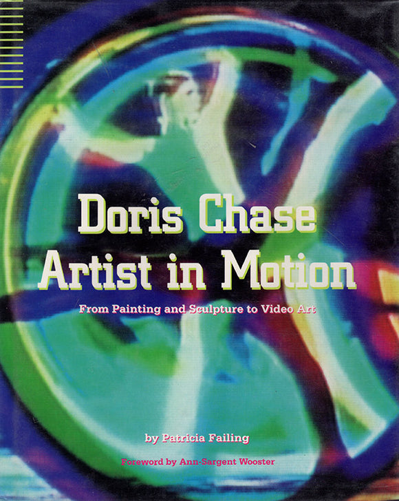 Doris Chase, Artist in Motion, book cover