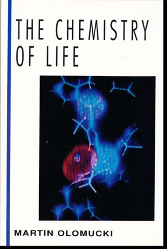 The Chemistry of Life, book cover
