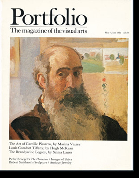 Portfolio: The Magazine of the Visual Arts (May-June, 1981)