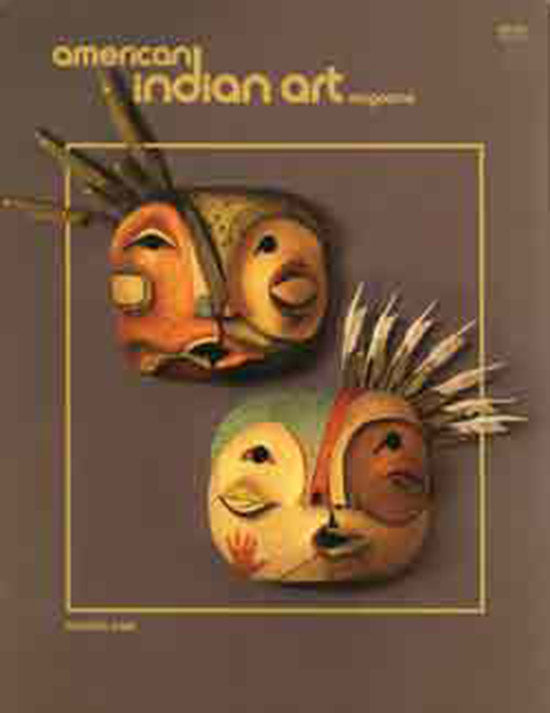 American Indian Art  (Volume 32, Number1, Winter 2006)