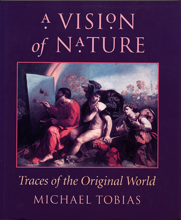 Book Cover.  A Vision of Nature: Traces of the Original World.