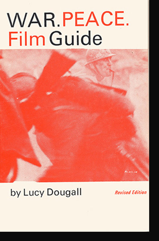 Book Cover. War. Peace. Film Guide, Revised Edition.