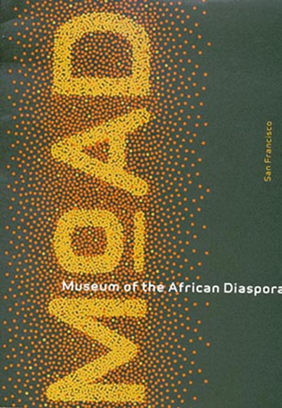 MoAD Museum of the African Diaspora (Press Kit for Opening of the Museum)
