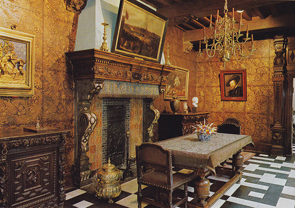 Rubenhuis (Peter Paul Rubens House): Five Postcards